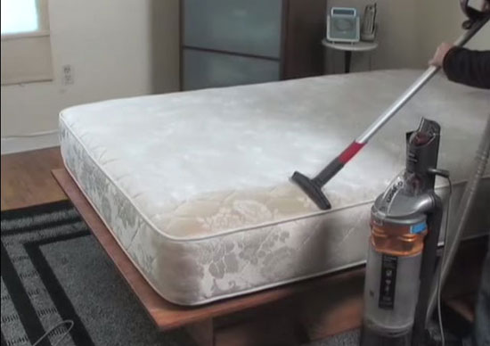 Our Mattress Cleaning Service Ensures Fungi Removal, Bacteria Removal Docklands